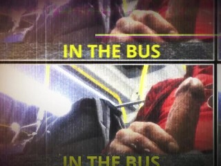 Geniuses Masturbation, Public Getting Off in the city bus, ciber masturbat Thumb