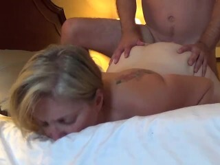 Cougar part-2 Nail doggie until I jizz on her rump Thumb