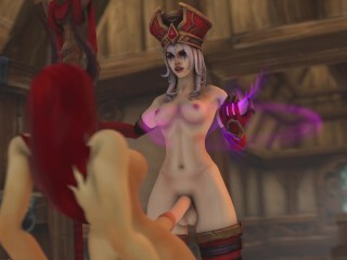 World of Warcraft Futa Docking Compilation - itsmorti futa x futa Thumb