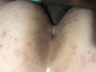 Hubby strikes it from the back Thumb